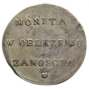 2 złote 1813, Zamość, Plage 125, bardzo ładny egzemplar...