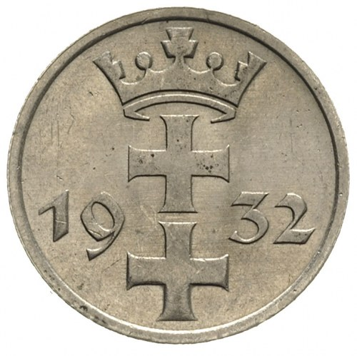 gulden 1932, Parchimowicz 62, piękny