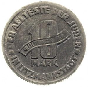 10 marek 1943, Łódź, magnez 1.64 g, Parchimowicz 15.c, ...