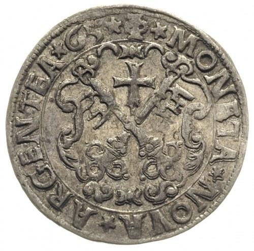 1/2 marki 1565, Neumann 420, Fed. 585, rzadka moneta, b...