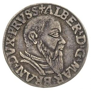 trojak 1542, Królewiec, Iger Pr.42.1.a (R),Bahr. 1180, ...
