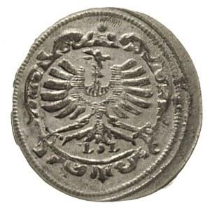 greszel 1697, Oleśnica, FuS 2411, ładnie zachowany