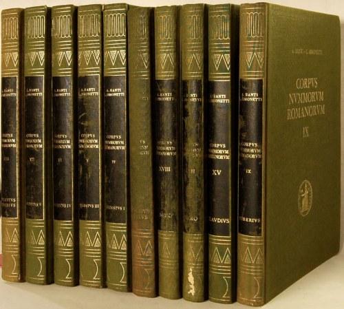 A. Banti, L. Simonetti - Corpus Nummorum Romanorum, tom...