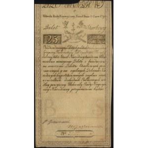 25 złotych polskich 8.06.1794, seria C, Miłczak A3, Luc...