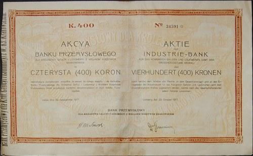 Bank Przemysłowy dla Królestwa Galicji i Lodomerii z Wi...