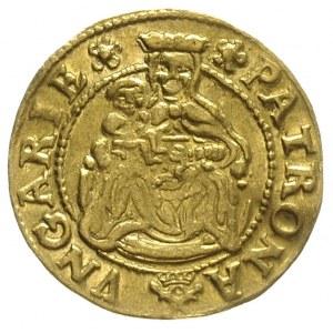 Zygmunt Batory 1581-1602, dukat 1586, Hermannstadt, zło...