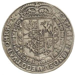 talar 1631, Bydgoszcz, 28.36 g, Dav. 4316, T. 6,
