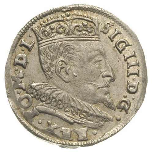 trojak 1595, Wilno, Iger V.95.1.b, Ivanauskas 5SV40-19,...
