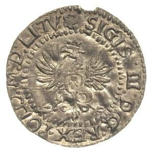grosz 1615, Wilno,  Ivanauskas 3SV133-31, T. 6, minimal...