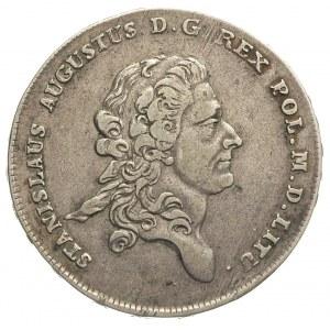 talar 1777, Warszawa, odmiana z napisem LITU, 27.87 g, ...
