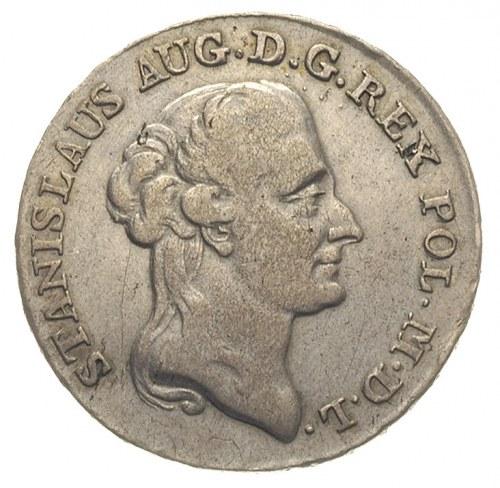 dwuzłotówka 1787, Warszawa, Plage 339