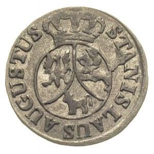 6 groszy 1794, Warszawa, większe cyfry daty, Plage 207,...
