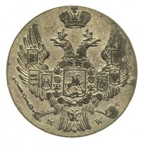 10 groszy 1840, Warszawa, odmiana bez kropek, Plage 106...