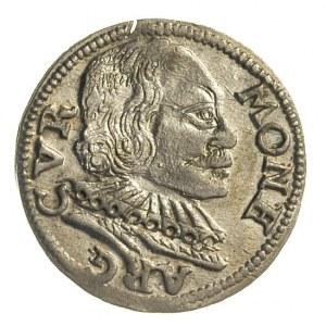 trojak 1598, Mitawa, Iger KuW.98.1.f (R2), Gerbaszewski...