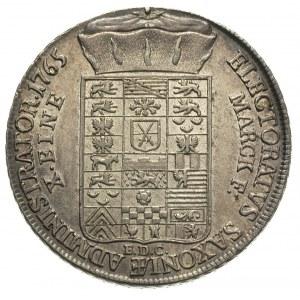 talar 1765, Drezno, Schnee 1055, Dav. 2678, bardzo ładn...