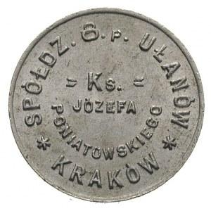 Kraków Rakowice, 1 złoty Spółdzielni 8 pułku ułanów, al...