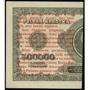 1 grosz 28.04.1924, seria CN, numeracja siedmiocyfrowa,...