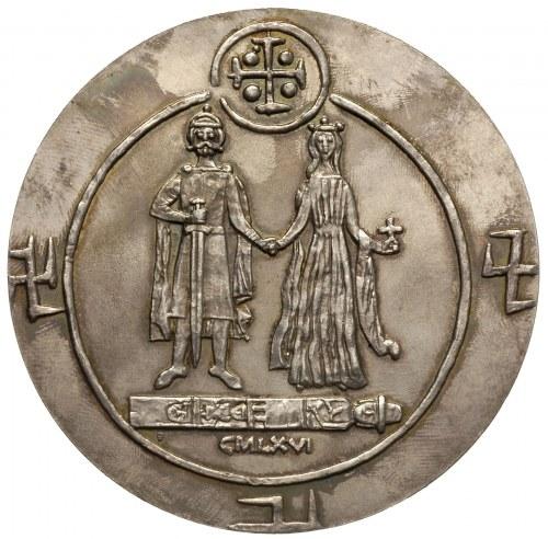 medal z królewskiej serii wydanej przez PTAiN -1978 r.,...