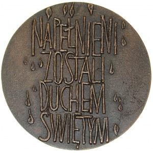 medal autorski Witolda Korskiego na Zesłanie Ducha Świę...