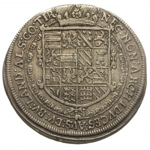 talar 1623, Ensisheim, Dav. 3170, Herinek 480a, awers w...