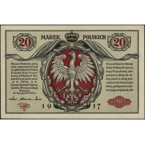 20 marek polskich 9.12.1916, \Generał, seria A