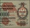 5 groszy 28.04.1924, lewa i prawa część, Miłczak 43a i ...