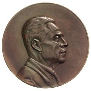 Ludwik Solski- medal autorstwa Wincentego Wabińskiego 1...