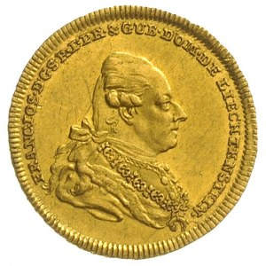 dukat 1778, Wiedeń, złoto 3.47 g, Fr. 11, Missong 172, ...