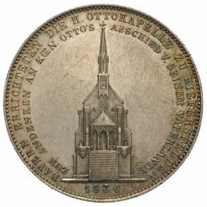 talar pamiątkowy 1836, wybity z okazji wzniesienia Kośc...