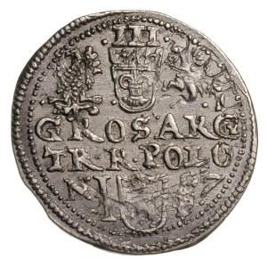 trojak 1597, Olkusz, Iger O.97.2.j, ładnie zachowany, p...