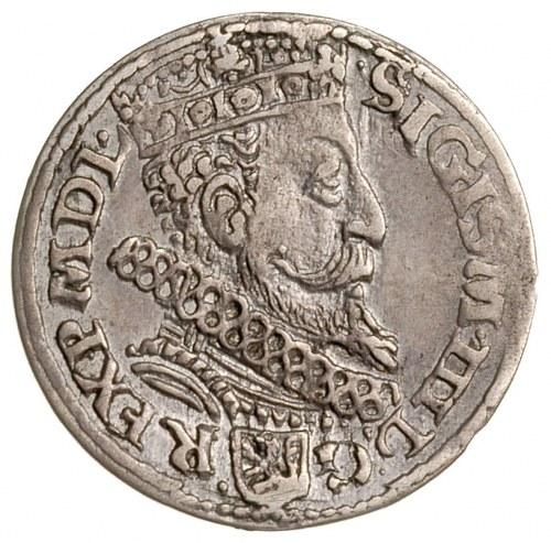trojak 1605, Kraków, Iger K.05.1.a (R1)