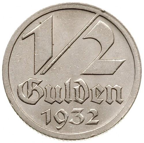 1/2 guldena 1932, Berlin, Parchimowicz 60