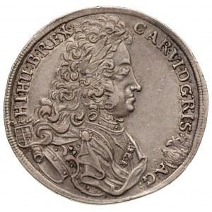 półtalar 1714 / K-B, Krzemnica, Her. 531, Huszár 1609, ...