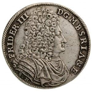 2/3 talara (gulden) 1693 / B-H, Minden, Neumann 12.16e,...