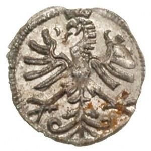 denar bez daty, prawdopodobnie z lat 1545-1548, Kraków,...