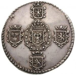 talar medalowy 1629, przypisywany mennicy bydgoskiej, A...