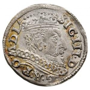 trojak 1602, Wilno, Popiersie króla w prawo i napis wok...