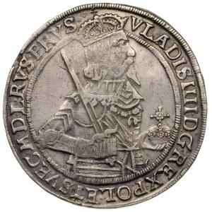 talar 1638, Toruń, Aw: Pólpostać króla w prawo i napis ...