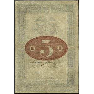 3 ruble srebrem 1841, seria J, numeracja 330938, podpis...