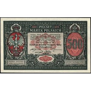 Polska Krajowa Kasa Pożyczkowa, 500 marek polskich 15.0...