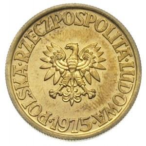 2 złote 1975, Warszawa, projekt autorstwa Wacława Kowal...