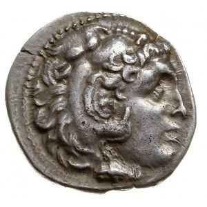 Macedonia, następcy Aleksandra Wielkiego, drachma, Myla...