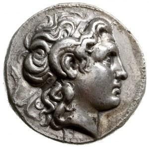Tracja, Lizymach 305-281 pne, tetradrachma, mennica Lam...