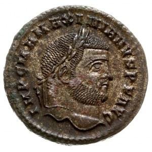Maksymian Herkuleus 286-305, follis 297-299, Cyzicus, A...