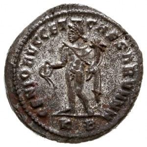 Konstancjusz I Chlorus 293-305, follis 297-299, Cyzicus...