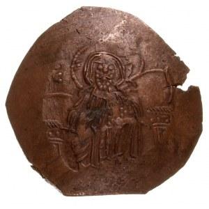 Cesarstwo Łacińskie, aspron trachy 1204-1261, naśladown...