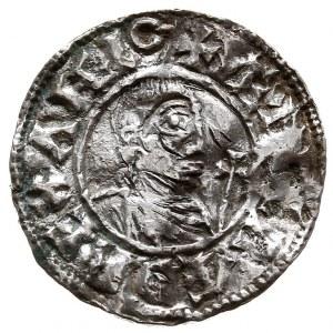 Aethelred II 978-1016, denar, ok. 991, Southampton, min...