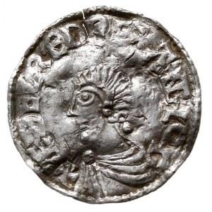 Aethelred II 978-1016, denar, mennica Winchester, mince...
