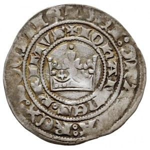 Jan II Luksemburski 1310-1346, grosz praski, srebro 3.2...