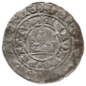 Karol IV Luksemburski 1346-1378, grosz praski, srebro 3...
